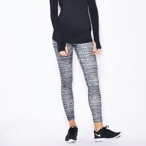Nike pro static print hyperwarm tights Small
